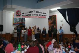 Homenaje a las empresas y personas solidarias
