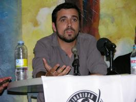 Intervención de Alberto Garzón, diputado de IU en el Congreso