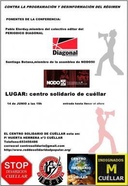 charla-coloquio Diagonal y Nodo50